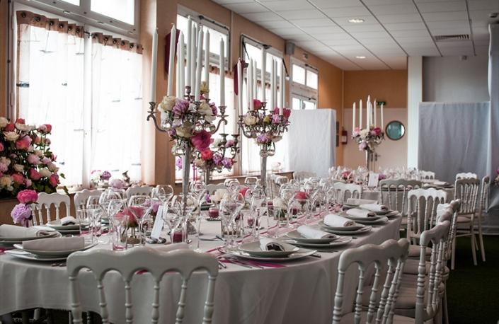Salle de réception de mariage à Rozarmor