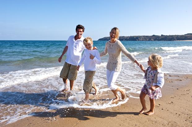 Séjours en Famille en bord de mer Rozarmor