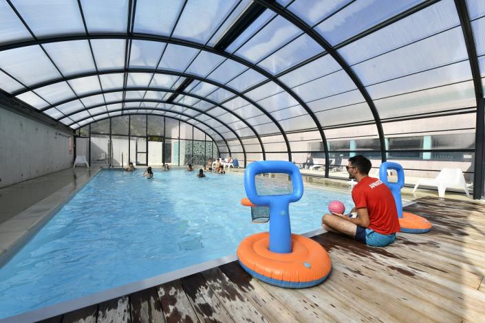 Animation piscine pour les familles